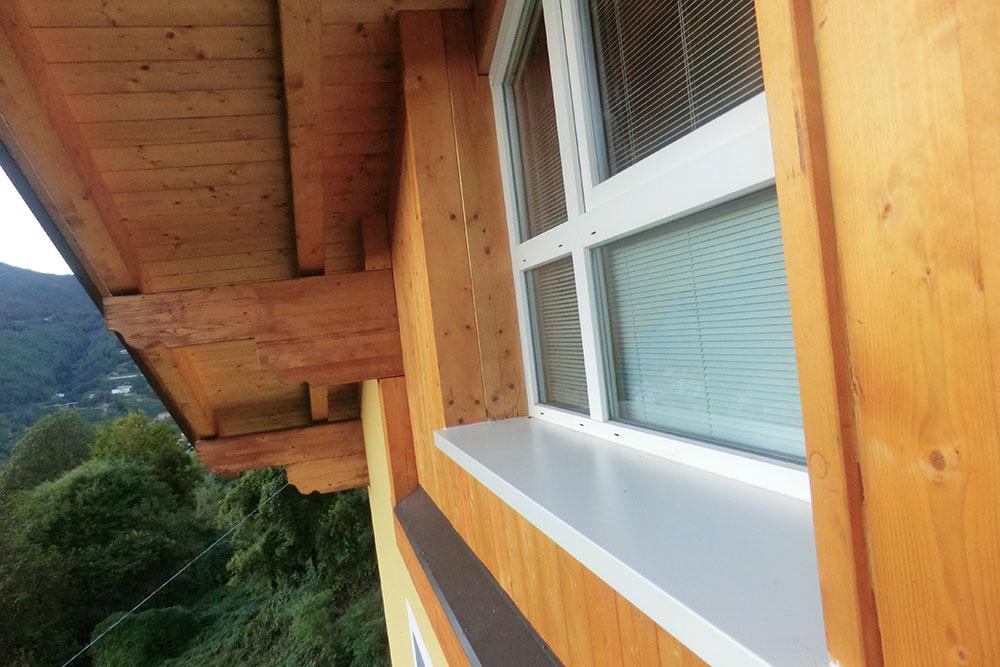 I davanzali per cappotto termico bloccano le dispersioni termiche - Isolare le finestre ...