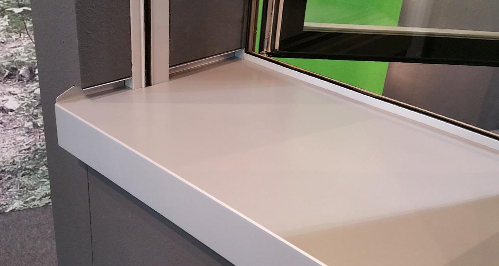I davanzali per cappotto termico bloccano le dispersioni - Imbotti in alluminio per finestre ...