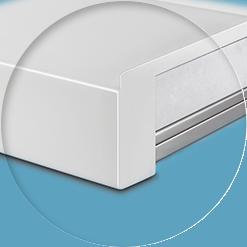 Eliminare ponti termici con il design delle finestre alusill - Coibentazione davanzali finestre ...