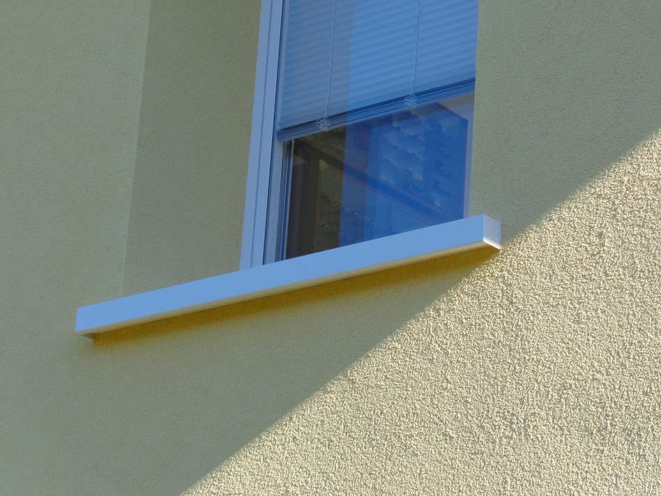 I davanzali per cappotto termico bloccano le dispersioni - Coibentazione davanzali finestre ...